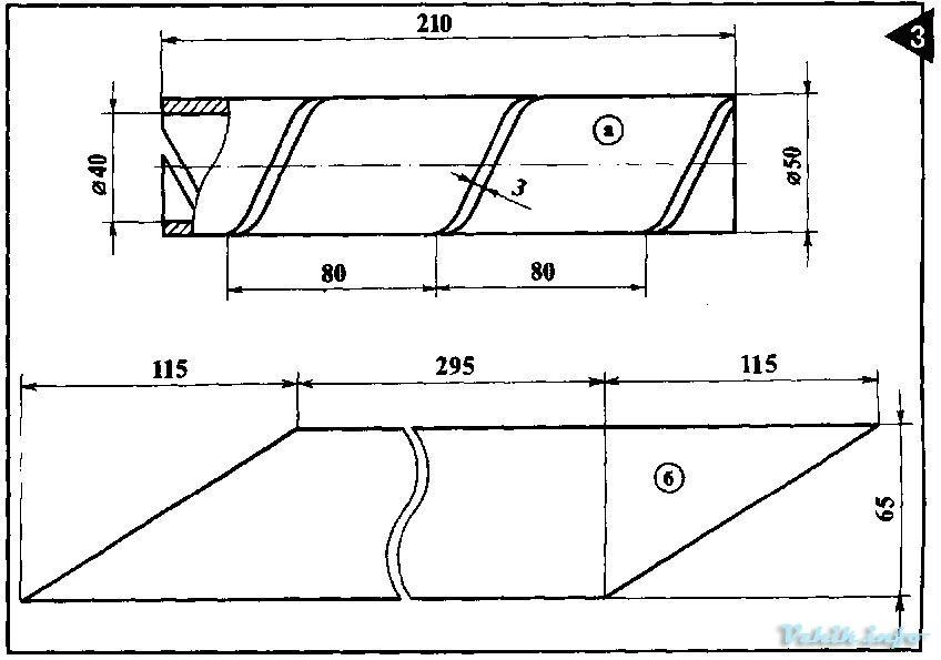 Чертежи станка для изготовления сетки рабицы своими руками