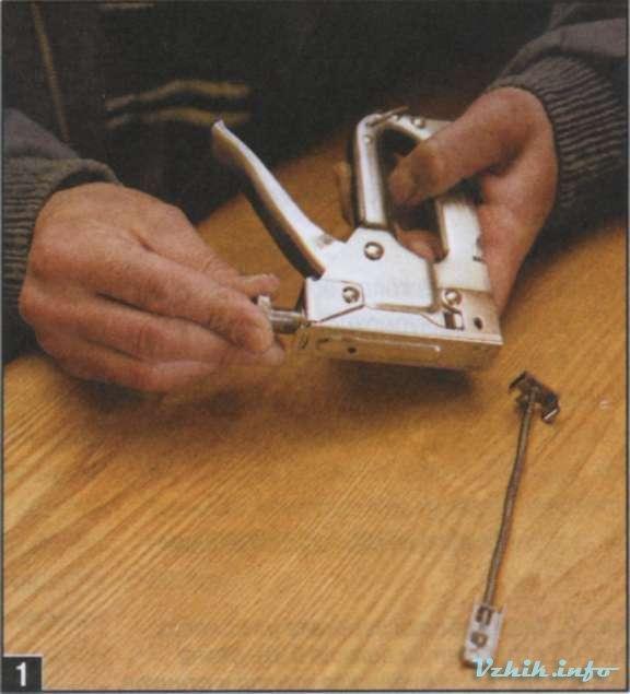 Ремонт мебельного степлера своими руками ServiceYard-уют вашего дома