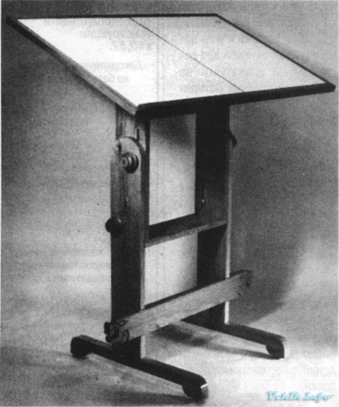 Чертёжный стол своими руками 63