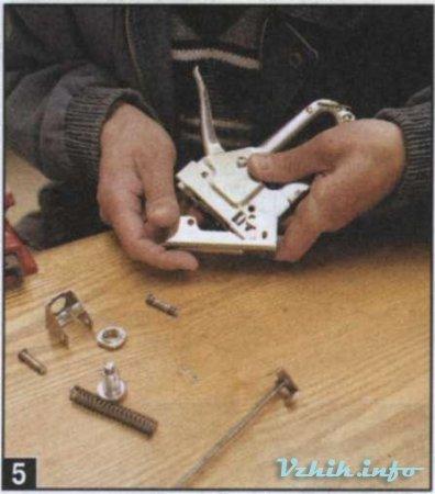 Ремонт электростеплера своими руками 9